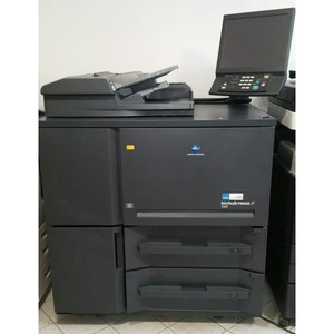 Konica Minolta Bizhub Press 1250 Цена: 7900.00 лв